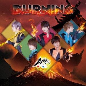 AMAZ/BURNING (火盤)<通常盤>[AMAZ-0007]
