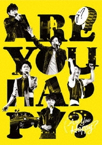 ARASHI LIVE TOUR 2016-2017 Are You Happy?<通常盤> DVD