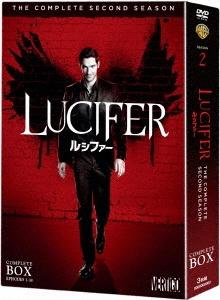 LUCIFER/ルシファー <セカンド・シーズン> コンプリート・ボックス DVD