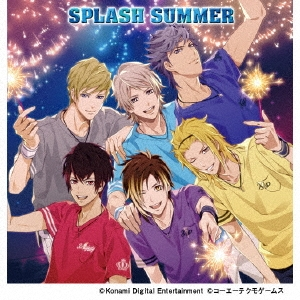 SPLASH SUMMER<通常版> 12cmCD Single