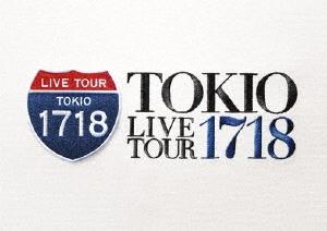 TOKIO LIVE TOUR 1718 DVD