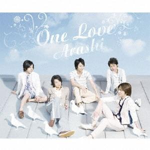 嵐/One Love<通常盤>[JACA-5104]
