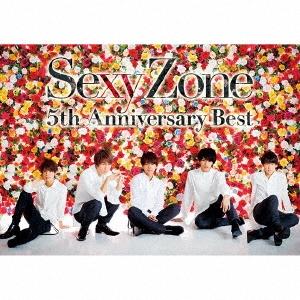 Sexy Zone 5th Anniversary Best [2CD+DVD+5th Anniversary メモリアルフォトブック]<初回限定盤A> CD
