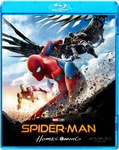スパイダーマン:ホームカミング ブルーレイ & DVDセット Blu-ray Disc