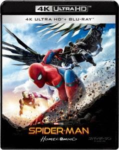 ジョン・ワッツ/スパイダーマン:ホームカミング 4K ULTRA HD & ブルーレイセット<初回生産限定版>[UHBL-81167]