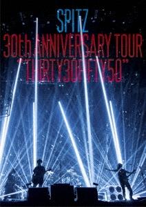"SPITZ 30th ANNIVERSARY TOUR ""THIRTY30FIFTY50""<通常盤> DVD"