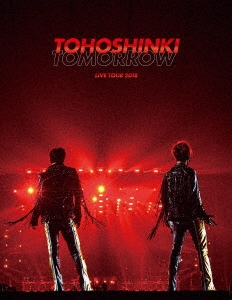 東方神起 LIVE TOUR 2018 ~TOMORROW~ [2Blu-ray Disc+LIVE写真集]<初回生産限定盤>