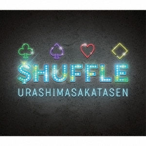$HUFFLE [CD+DVD]<初回限定盤B> CD