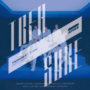TREASURE EP. EXTRA:Shift The Map [CD+DVD]<TYPE-A> CD