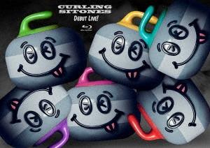 カーリングシトーンズ デビューライブ! ~カーリング・シトーンズと近所の石~ [Blu-ray Disc+2CD] Blu-ray Disc