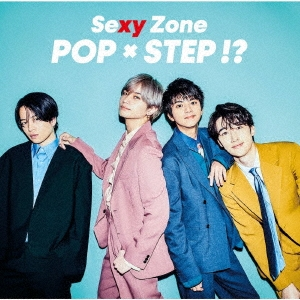 POP × STEP!?<通常盤/初回限定仕様> CD