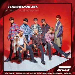 TREASURE EP. Map To Answer<TYPE-Z> CD