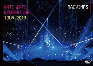 ANTI ANTI GENERATION TOUR 2019 DVD