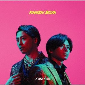 KANZAI BOYA [CD+KANZAI BOYA CAP]<初回盤B> 12cmCD Single