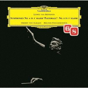 ベートーヴェン:交響曲第6番≪田園≫・第8番 [UHQCD x MQA-CD]<生産限定盤> UHQCD