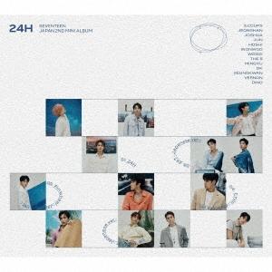 SEVENTEEN/24H [CD+M∞CARD+20P PHOTO BOOK]<初回限定盤C>[POCE-22906]