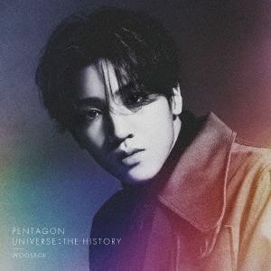 UNIVERSE : THE HISTORY<ソロ限定盤/ウソク盤> CD