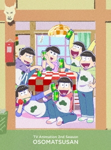 おそ松さん ULTRA NEET BOX [8Blu-ray Disc+CD]<初回生産限定版> Blu-ray Disc