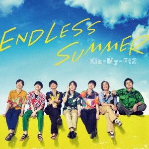ENDLESS SUMMER [CD+DVD]<初回盤A> 12cmCD Single