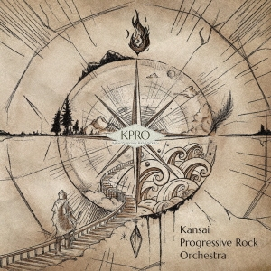 Kansai Progressive Rock Orchestra (KPRO) CD