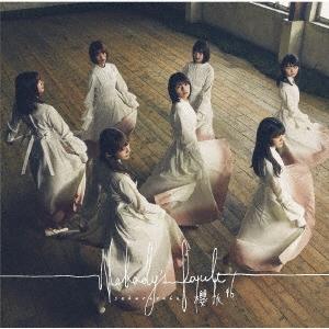Nobody's fault [CD+Blu-ray Disc]<TYPE-D/初回限定仕様> 12cmCD Single