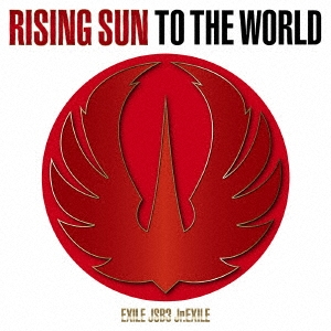 RISING SUN TO THE WORLD<通常盤> 12cmCD Single