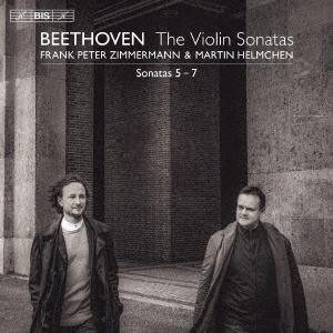 ベートーヴェン: ヴァイオリン・ソナタ第5番-第7番
