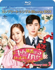 キム秘書はいったい、なぜ? BOX2<コンプリート・シンプルBlu-ray BOX><期間限定生産版> Blu-ray Disc