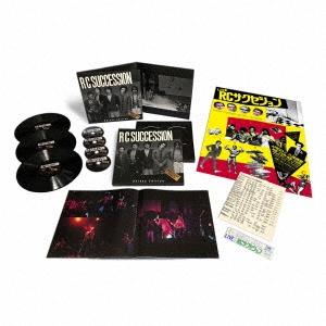 ラプソディー ネイキッド・デラックスエディション [3LP+3CD+Blu-ray Disc]<限定盤>