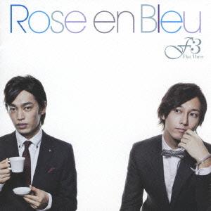 Flat Three/Rose en Bleu[GNCL-1217]