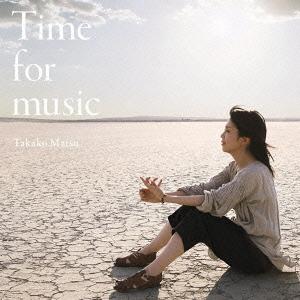 松たか子/Time for music<通常盤>[BVCL-45]