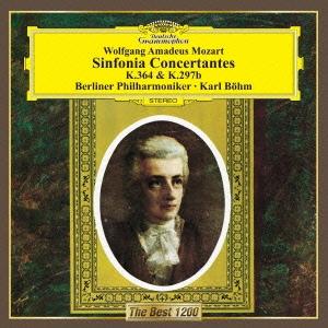 カール・ベーム/モーツァルト:協奏交響曲K.364・K.297b[UCCG-5357]
