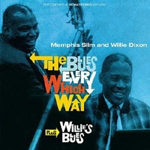 Willie Dixon/ザ・ブルース・エブリー・ウィッチ・ウェイ+ウィリーズ・ブルース [OTCD-4514]