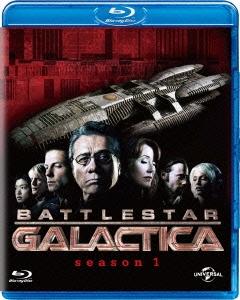 エドワード・ジェームズ・オルモス/GALACTICA/ギャラクティカ シーズン1 ブルーレイ バリューパック[GNXF-2057]