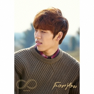 Infinite (Korea)/For You (Dong Woo) [CD+A5クリアファイル・ジャケット] [UICV-9153]