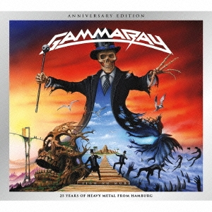Gamma Ray/サイ・ノー・モア【25周年アニヴァーサリー・エディション】[GQCS-90061]