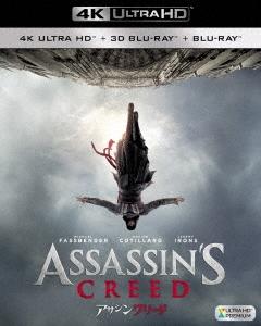 ジャスティン・カーゼル/アサシン クリード <4K ULTRA HD + 3D + 2Dブルーレイ/3枚組> [FXHA-63672]