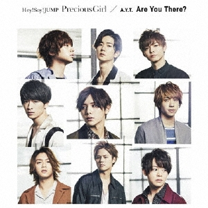 Precious Girl/Are You There?<通常盤> 12cmCD Single