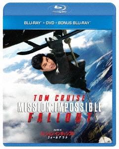クリストファー・マッカリー/ミッション:インポッシブル/フォールアウト [Blu-ray+DVD]<初回仕様> [PJXF-1189X]
