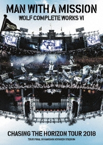 WOLF COMPLETE WORKS VI CHASING THE HORIZON TOUR 2018 TOUR FINAL IN HANSHIN KOSHIEN STADIUM<通常版> DVD