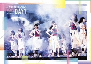 乃木坂46 6th YEAR BIRTHDAY LIVE 2018.07.06-08 JINGU STADIUM & CHICHIBUNOMIYA RUGBY STADIUM Day1 DVD