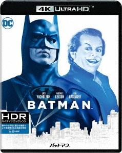 バットマン [4K Ultra HD Blu-ray Disc+Blu-ray Disc]