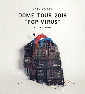 """DOME TOUR """"POP VIRUS"""" at TOKYO DOME<通常盤> Blu-ray Disc"""