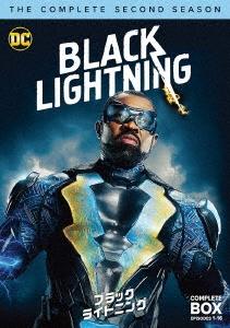 ブラックライトニング <シーズン2> コンプリート・ボックス DVD