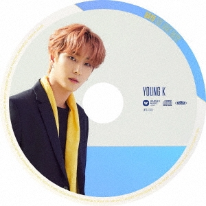 THE BEST DAY2<YOUNG K ver.> CD