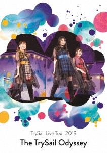 """TrySail Live Tour 2019 """"The TrySail Odyssey""""<通常盤> Blu-ray Disc"""