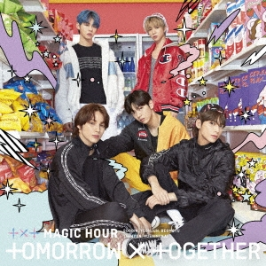 MAGIC HOUR [CD+DVD]<初回限定盤A> 12cmCD Single
