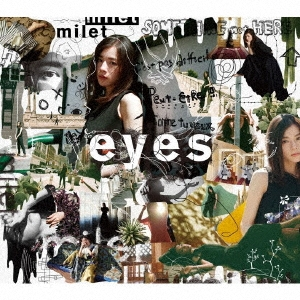 eyes [CD+Blu-ray Disc]<初回生産限定盤A> CD