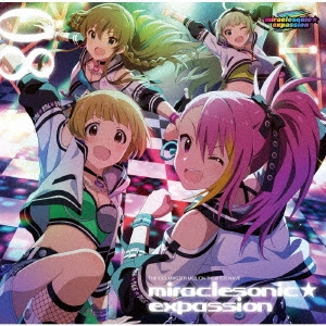 THE IDOLM@STER MILLION THE@TER WAVE 08 miraclesonic★expassion