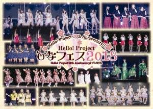 Hello!Project 20th Anniversary!! Hello!Project ひなフェス 2018 【Hello!Project 20th Anniversary!! プレミアム】